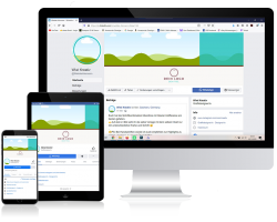Responsive Design Facebook